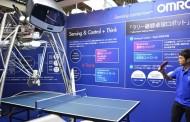 В Японии создали робота-теннисиста