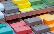 Ученые создали экологически чистое мыло из натуральных ингредиентов