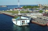 В Дании предлагают строить плавучие дома из контейнеров